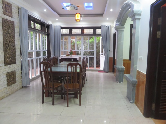 5 bedrooms house for lease in D5 Block, Ciputra, Tay Ho dis, Hanoi (Ref: R501)
