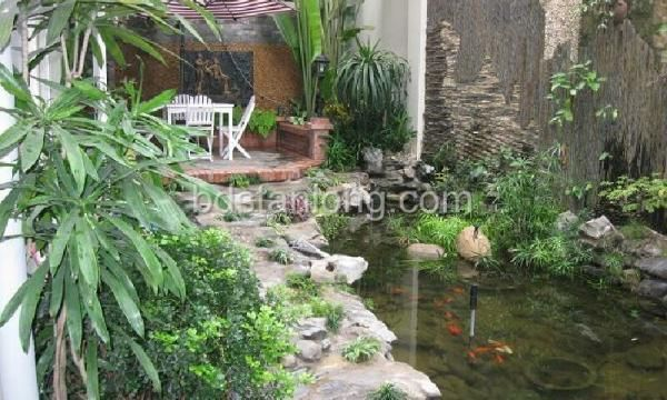 Ciputra villa for rent with 4 bedrooms with big size (Ref: R06)