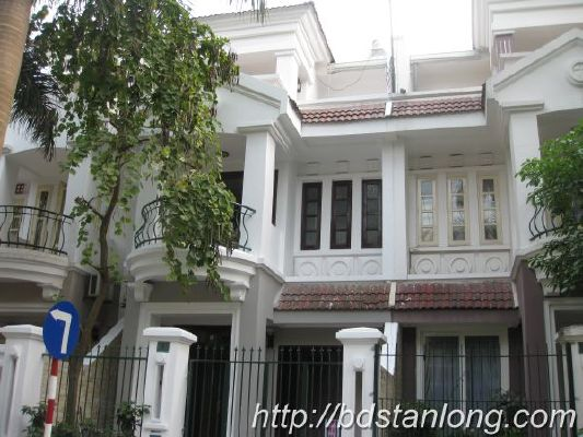 Ciputra villas for rent with 4 bedrooms at C1 (Ref: R92)