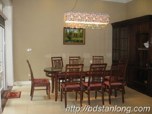 Ciputra villas for rent with 4 bedrooms at T2 (Ref: R98)