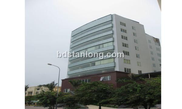 Grade C office for rent at Duy Tan street, Cau Giay district (Ref: R163)