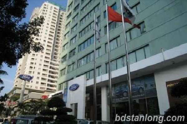 Hanoi Grade B office for lease at Lang Ha street, Ba Dinh district (Ref: R146)