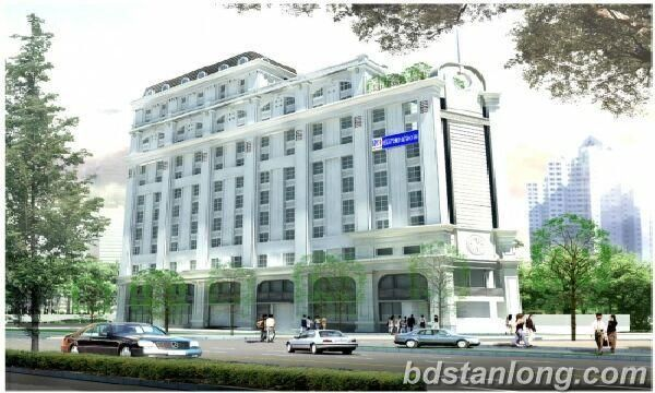 Hanoi office for rent at Hai Ba Trung district (Ref: R164)