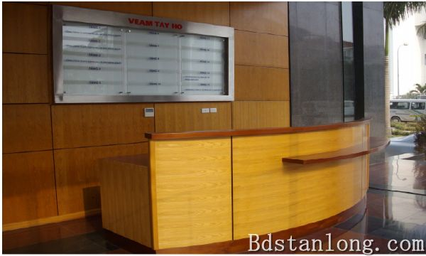 Office for rent at Veam Building, Tay Ho Hanoi (Ref: R2872)