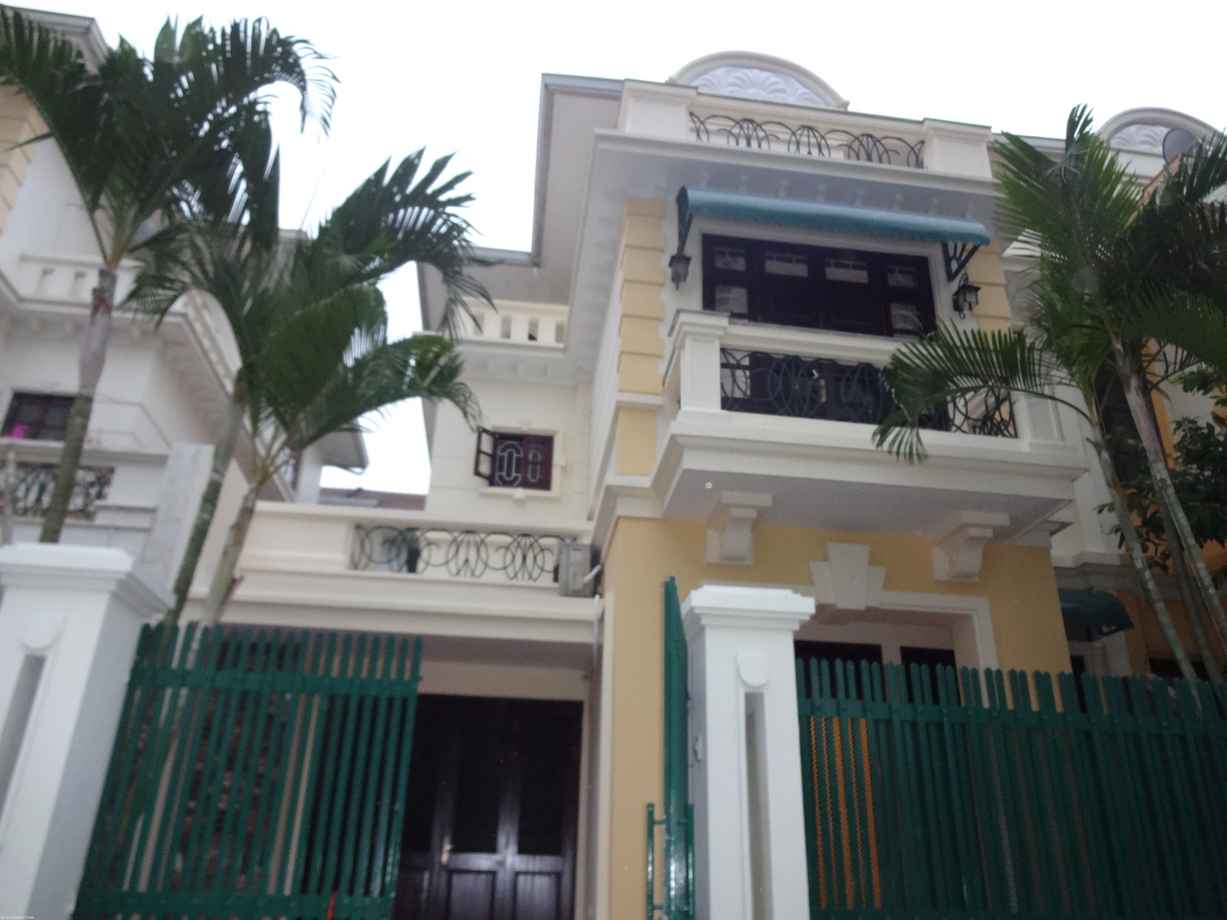Rental villa in Ciputra in C2 Block (Ref: R1503)